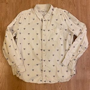 Mickey Button up